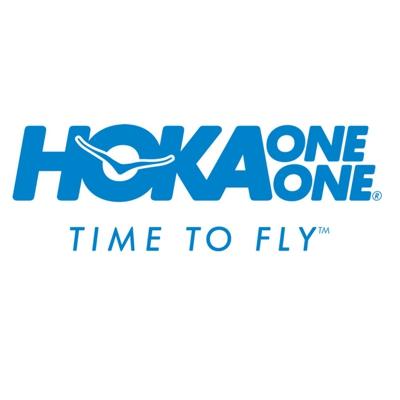 Jubiläumsangebot der Firma Hoka
