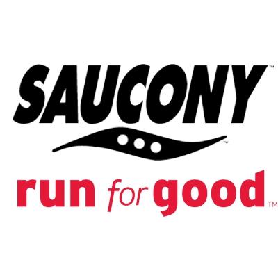 Jubiläumsangebot der Firma Saucony
